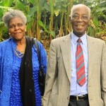 Canon Kodwo and his wife